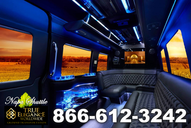 Napa Wine Country Limousine